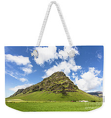 Icelandic Landscape Weekender Tote Bag