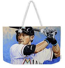 Ichiro Weekender Tote Bag