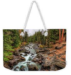 Icicle Gorge 2 Weekender Tote Bag