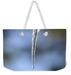 Icicles In Bloom Weekender Tote Bag