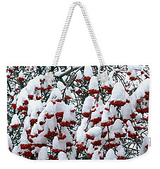 Weekender Tote Bag featuring the digital art Icing On The Cake 2 by Will Borden