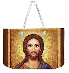 Icon Christ Weekender Tote Bag