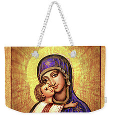 Icon Madonna Weekender Tote Bag
