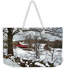 Iconic New Hampshire Weekender Tote Bag