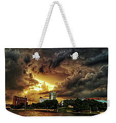 Ict Storm - From Smrt-phn Weekender Tote Bag