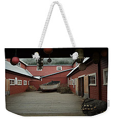 Icy Strait Point Cannery Museum Weekender Tote Bag