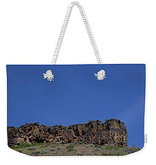 Weekender Tote Bag featuring the photograph Idaho Landscape by Dart Suze Humeston