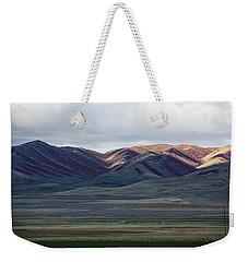Idaho Red Weekender Tote Bag