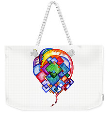 Ideas Born Weekender Tote Bag