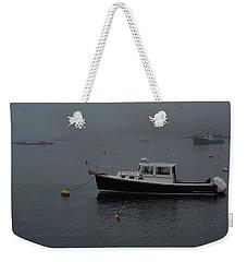 Idle Harbor Weekender Tote Bag