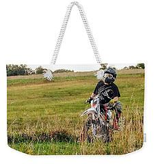Idle Time Weekender Tote Bag