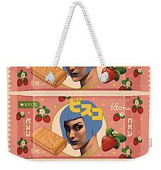 Idoru Sweets Weekender Tote Bag