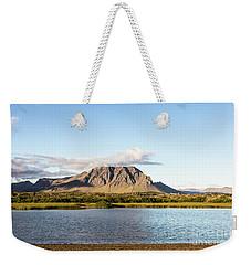 Idyllic Iceland Weekender Tote Bag