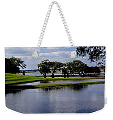 Charleston South Carolina Weekender Tote Bag