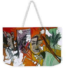 If It's On This Chart Then It Must Be Right Weekender Tote Bag