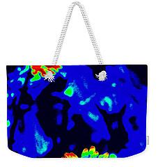 If Love Was A Flower Weekender Tote Bag