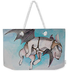 If Pigs Could Fly Weekender Tote Bag