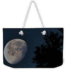 Weekender Tote Bag featuring the photograph If We Can Do That by John Glass
