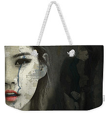 If You Don't Know Me By Now Weekender Tote Bag by Paul Lovering