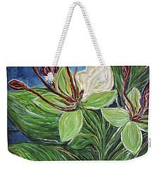 Ifit Flower Guam Weekender Tote Bag