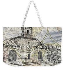 Iglesia De Santa Ana Passport Weekender Tote Bag
