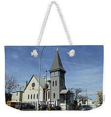 Iglesia Metodista Unida Church Weekender Tote Bag