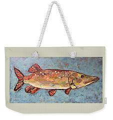 Ike The Pike Weekender Tote Bag