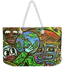 Ikembe's Dream Weekender Tote Bag