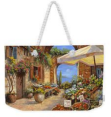 Il Mercato Del Lago Weekender Tote Bag