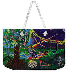 Il Paradiso Il Modello Della Genesi Weekender Tote Bag