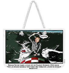 I'll Bomb Weekender Tote Bag