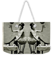 I'll Drink To That Weekender Tote Bag
