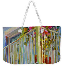 I'll Leave The Porch Light On Weekender Tote Bag by Chris Brandley