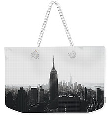 I'll Take Manhattan  Weekender Tote Bag by J Montrice