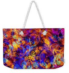 Illucid Presence Weekender Tote Bag