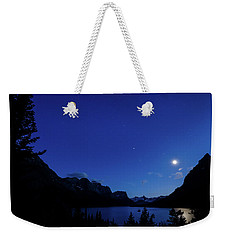Weekender Tote Bag featuring the photograph Illuminate by Margaret Pitcher