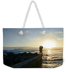Illuminate  Weekender Tote Bag