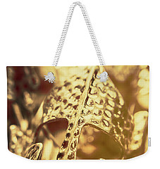 Illuminating The Dark Ages Weekender Tote Bag