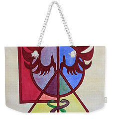 Illumination Weekender Tote Bag by Steed Edwards