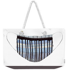 Illusion Of Ocean Movement Weekender Tote Bag