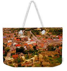 Ilza-2 Weekender Tote Bag