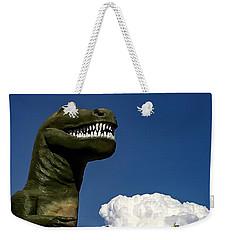 I'm A Nervous Rex Weekender Tote Bag