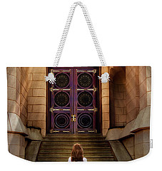 I'm Going There Some Day Weekender Tote Bag by Greg Collins