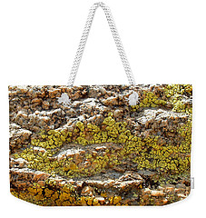 I'm Lichen That Weekender Tote Bag by Stan  Magnan