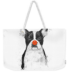 I'm Not Your Clown Weekender Tote Bag