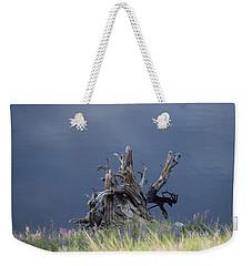 Stump Chambers Lake Hwy 14 Co Weekender Tote Bag