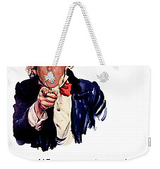 chapter 12 I'm the president Weekender Tote Bag by Joe  Palermo