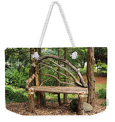Imagine Me And You Weekender Tote Bag by Karen Silvestri