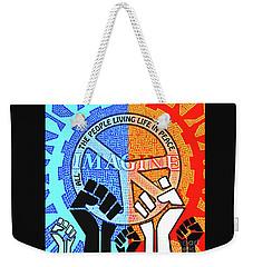 Imagine Peace Now Weekender Tote Bag