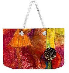 Imagine Winning Weekender Tote Bag by Angela L Walker